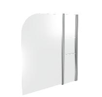 Шторка для ванны Good Door Screen HS-100-C-CH 100х140 см