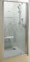 Душевая дверь Ravak PIVOT PDOP1 80 см прозрачное белый