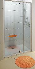 Душевая дверь Ravak PIVOT PDOP2 100 см прозрачное белый