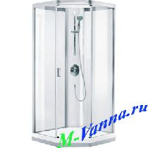 Душевая кабина AquaNet Penta узорчатое стекло