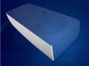 Панель для прямоугольной ванны Vagnerplast 150, 160, 170 см