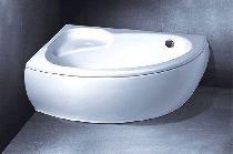 Мраморная ванна Vispool PICCOLA