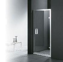 Душевая дверь Cezares PORTA-B-11-100-C-Cr стекло прозрачное, профиль хром