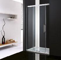Душевая дверь Cezares PREMIER-SOFT-BF-1-120-C-Cr-IV стекло прозрачное, профиль хром