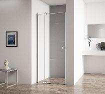 Душевая дверь Cezares VALVOLA-B-1-100-C-Cr стекло прозрачное, профиль хром