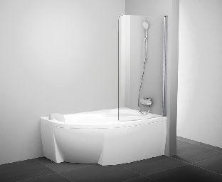 Шторка для ванны Ravak CVSK1 Rosa