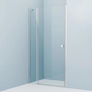 Душевая дверь Iddis Ray 110x195 стекло прозрачное профиль хром (RAY6CP1i69)