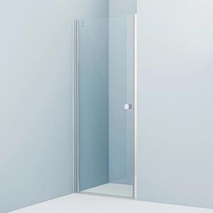 Душевая дверь Iddis Ray 80x195 стекло прозрачное профиль хром (RAY6CP8i69)
