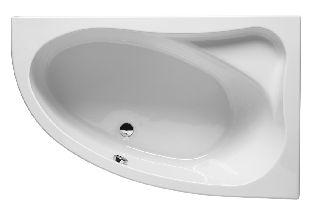 Гидромассажная ванна Riho Lyra 140 x 90 x 46.5