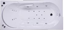 Гидромассажная ванна Akrilan Rio COLORADO 180x90