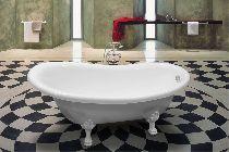 Мраморная ванна Астра-Форм Роксбург 170х80