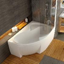 Акриловая ванна Ravak Rosa II 160 x 105