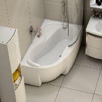 Акриловая ванна Ravak Rosa 95 150 x 95