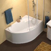 Гидромассажная ванна Ravak Rosa 140x105