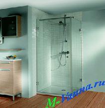 Душевой уголок Riho Scandic S-201 90x90x200 профиль хром стекло прозрачное