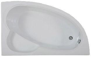 Ванна BAS Сагра 160x100