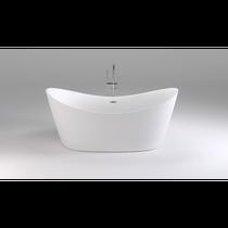 Акриловая ванна Black&White SB104