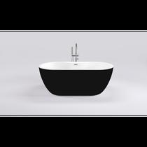 Акриловая ванна Black&White SB111 Black
