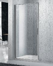 Душевая дверь Belbagno SELA-B-1-60-C-Cr стекло прозрачное