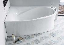 Мраморная ванна Астра-Форм Селена 170х100