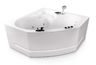 Гидромассажная ванна Aquatika СЕРЕНА 140x140