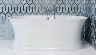 Мраморная ванна Астра-Форм Шарм 170х80