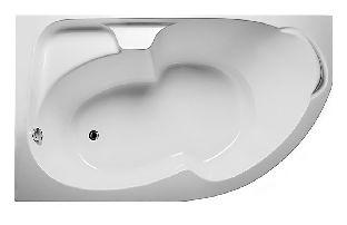 Акриловая ванна Relisan Sofi L 170x105