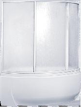 Шторка для ванны Bas Фэнтази (пластик)