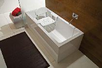 Сиденье для ванны со спинкой Kolpa-San SKN