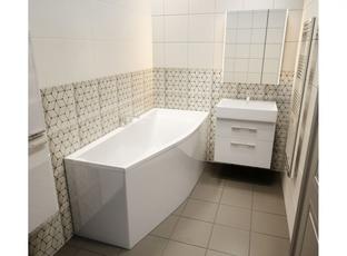 Мраморная ванна Астра-Форм Скат 170х75