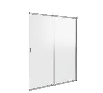 Шторка для ванны Good Door Screen SL-100-C-CH 100х140 см