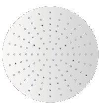 Верхний душ Gllon SUA10CP