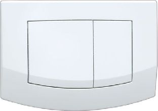 Кнопка смыва с двумя клавишами TECE Ambia 9.240.200