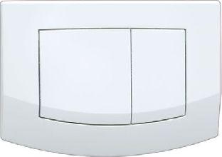 Кнопка смыва с двумя клавишами TECE Ambia 9.240.240