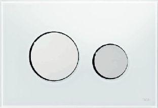 Кнопка смыва с двумя клавишами ТЕСЕ Loop 9.240.660