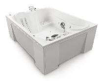 Гидромассажная ванна Aquatika ТОКИО 190x150