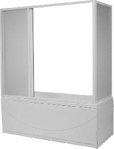 Торцевая шторка для ванн Bas Атланта/Верона/Стайл  пластик