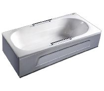 Акриловая ванна Appollo TS-1502Q без гидромассажа
