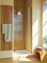 Душевая дверь UnitGlass CELESTA GL-D 70 см прозрачное хром