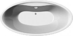 Акриловая ванна Vayer Beta KPL 194x100