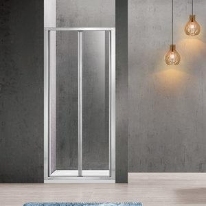 Душевая дверь Vincea Garda VDB-1G 80x190 стекло прозрачное профиль хром (VDB-1G800CL)