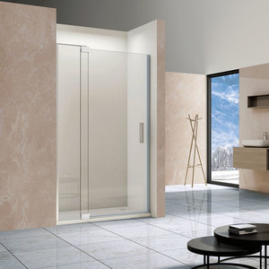 Душевая дверь Vincea VDP-1E 90x200 стекло прозрачное профиль хром (VDP-1E9010CL)