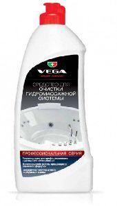 Средство Vega для очистки гидромассажной системы