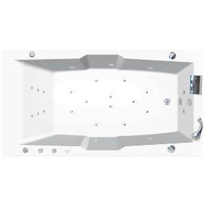 Гидромассажная ванна Aquanet Vega 190 x 100
