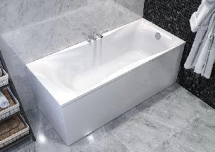 Мраморная ванна Астра-Форм Вега 170х70