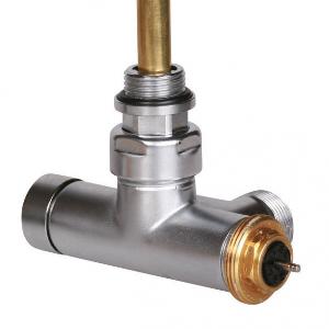 Вентиль интегрированный термостатический с трубкой Terma