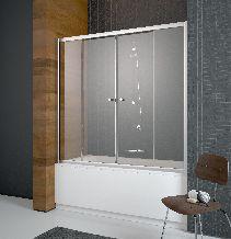 Шторка для ванны Radaway Vesta DWD 203140-01