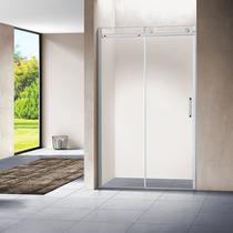 Душевая дверь Vincea VPS-1C 120x195 стекло прозрачное профиль хром (VPS-1C120CL)