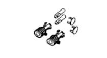 Крепление для подвесного унитаза или биде Y0L901
