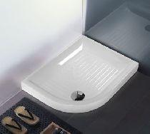 Поддон Hatria Drop SX (90х70 см)YXBF01